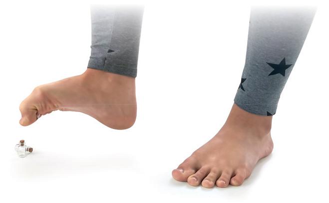 Cviky pro plochou nohu 05