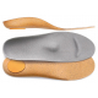 Vložky ortopedické s patním lůžkem (povrch Berta antibac) VÝPRODEJ
