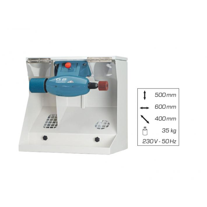 Stroje a příslušenství - BRUSKA G2