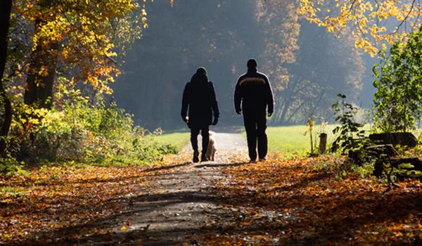 každodenní chůze